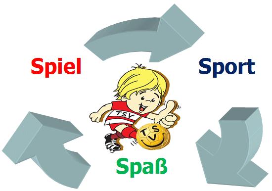 Bambini-Spiel-Sport-Spass